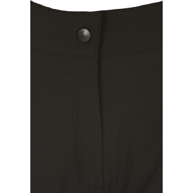 Maier Sports Vroni Slim Pantalones Stretch MTEX Mujer, black